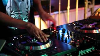DJ Skinny D @ Local Band Love Fest 2013