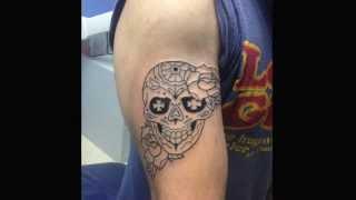 Come si cura un tatuaggio