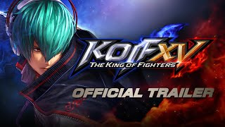 King Of Fighters XV Revealed Alongside Samurai Shodown Season Pass