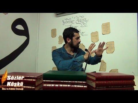 Edip Yüksel (T) Sevimli bir risalecinin Allah algısı