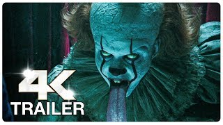 IT CHAPTER 2 : 5 Minute Trailers (4K ULTRA HD) NEW 2019