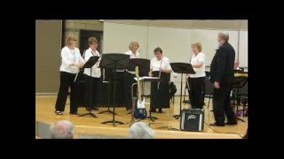 Simple Gifts, Flutes, featuring the 'fabulous flutes' of the FM Golden Notes Band