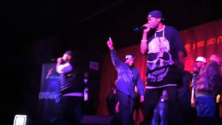 Twista - Like A Pimp Freestyle (Live at The Shrine in Chicago)
