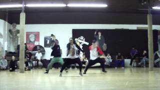 "Kennis Marquis class 112 ""Only You"" Official Choreography"