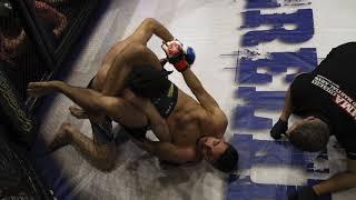 Aggrelin 22 - Falko Hanaro (MAA Rosenheim) vs Iyas Umarov (MMA Thai Box Salzburg)