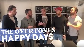 Happy Days Theme Song | Acapella Cover by The Overtones