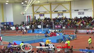 Quincy Wilson 9/10 year old 400m runs a blazing time of 1:00.65