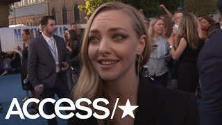 Amanda Seyfried: Why Reuniting With Ex Dominic Cooper For 'Mamma Mia 2' Was A Total Blast | Access