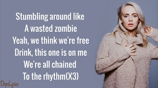 Katy Perry - Chained to the Rhythm (Lyrics)(Madilyn Bailey Cover)