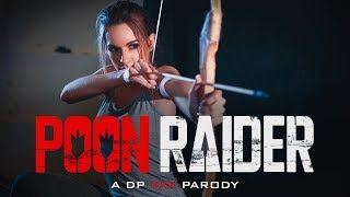 "Digital Playground Presents: ""Poon Raider: A DP XXX Parody"" (OFFICIAL TRAILER)"