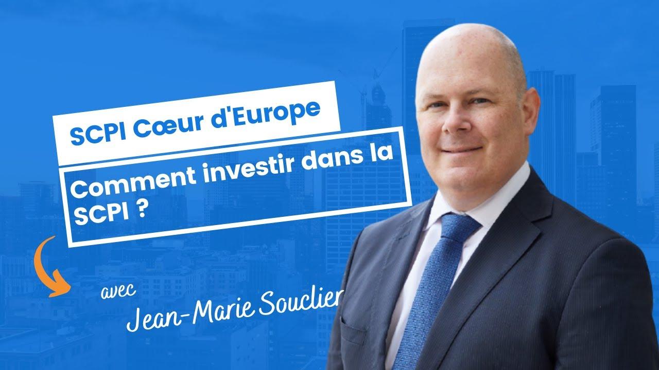 Comment investir dans Cœur d'Europe ?
