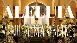 Aleluia Minha Alma Abrirei | Musica Catolica Instrumental | São José Jardim Europa | Coral Orquestra