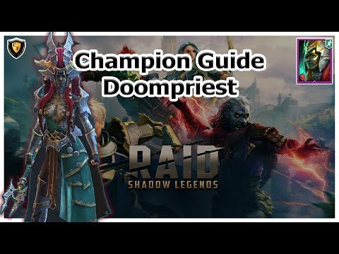RAID Shadow Legends | Champion Guide | Doompriest