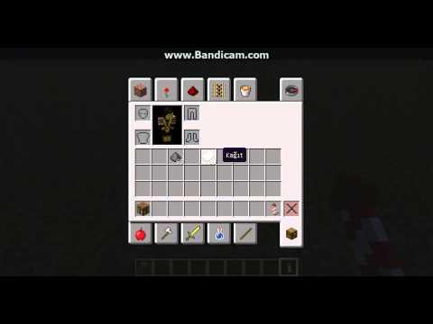 Minecraft havayi fişek yapımı