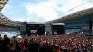Bullet For My Valentine - Tears Don't Fall: Live - Sydney Soundwave 2013