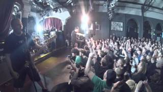 SICK OF IT ALL - Just Look Around (LIVE Alter Stattbahnhof Schweinfurt 20.3.16)