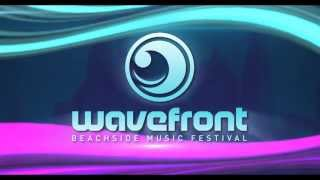 Lineup Second Wave - 2013 Wavefront Music Festival