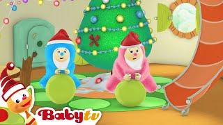 Billy e Bam Bam celebram o Natal - BabyTV Brasil