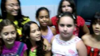 Alunos do Preteens - ALL Delmiro Gouveia - Alagoas