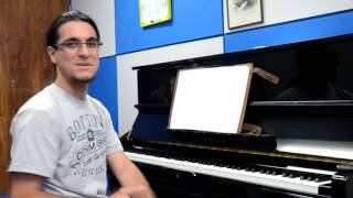 Lucio Barquero pianista