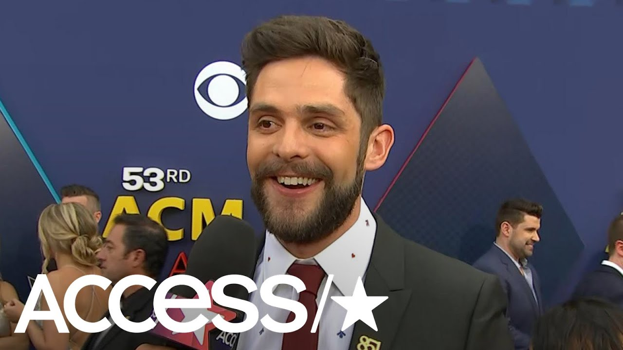Thomas Rhett Coast To Coast 2 For 1 August 2018