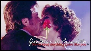 """Camilla & Gaetano 