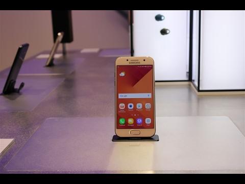 Samsung GALAXY A3 2017 - primele impresii