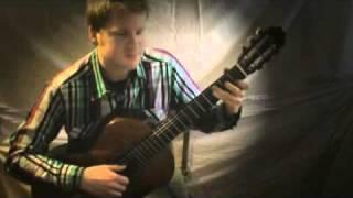 J.S. Bach - Air (Classical Guitar Cover by Jonas Lefvert)