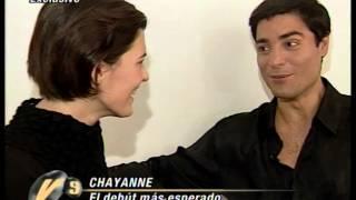 Chayanne, Yan y Araceli hablan de Provócame - Versus