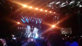 Gavin James - Nervous - 3 Arena - 9/12/2016