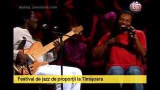 Festival de jazz de proportii la Timisoara