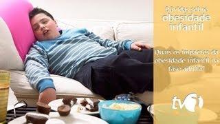 Obesidade infantil: quais as consequências na fase adulta?