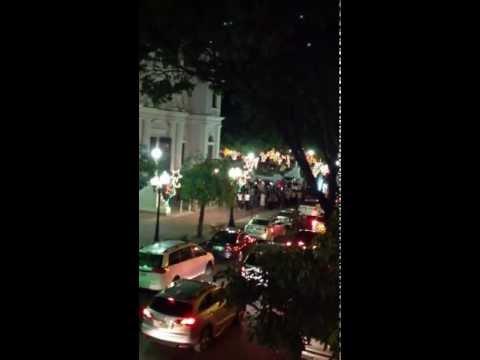 Ponce Las Mananitas Procession