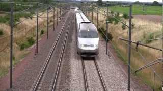 TGV de la LGV Atlantique 300 km/h