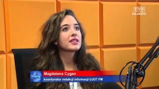 Casting do radia UJOT FM na wizji