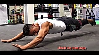 Extreme Six Pack Abs Workout  Variation | belly fat DESTROYER | Killer Bauchübung | Farid Berlin