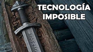 Tecnología Imposible En una Espada Antigua