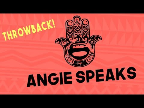 Angie Speaks [Classic Interview Highlights!]