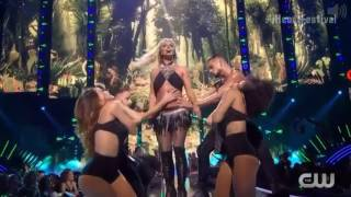 Britney Spears - Toxic (Live at iHeartRadio Music Festival 2016) HD