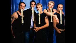 BACKSTREET BOYS - I WANT IT THAT WAY - SHITTYFLUTED