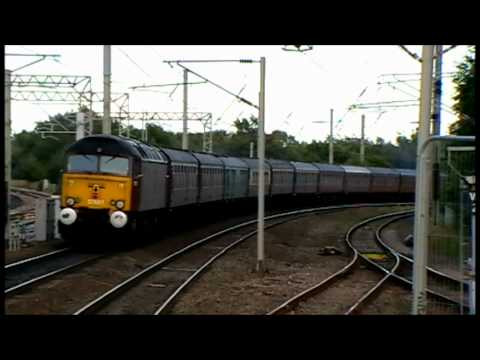 60009 Union of South Africa 47270 & 57601 Mersey Moorlander 23/7/2012