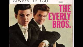 "The Everly Brothers  ""All I Have to Do Is Dream"""