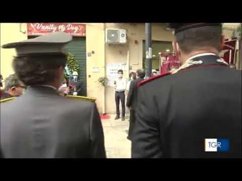Video: (VIDEO) Palermo, celebrazione in ricordo dell'omicidio di Libero Grassi, imprenditore ucciso dalla mafia