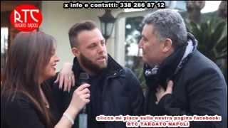 Anthony - Intervista cena spettacolo Cascine Verdi