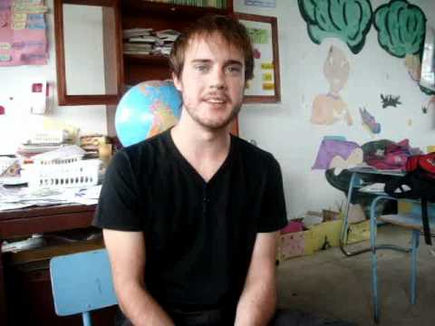 Interview with a volunteer in Ecuador – Tom