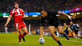Julian Savea - RWC 2015 tries