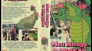 Trecho de Meu Amigo Dragão 1977 - 1ª DUBLAGEM -  Mickey Rooney