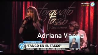 """Visión 7: """"Tango en el Tasso"""", entre los estrenos de cine"""