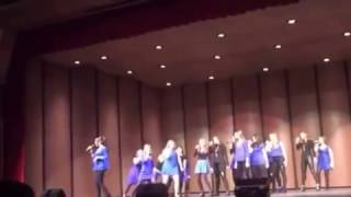 Loyola Academy A cappella - NBT 2017