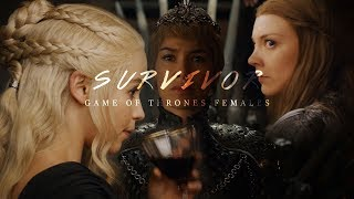 Game of Thrones Females | Survivor